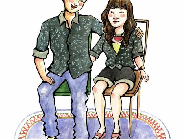 Phillip and Elaine