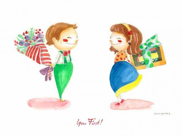 Sweet Valentines!